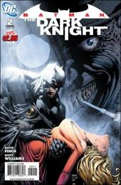 Batman: The Dark Knight (2010) -2- Golden dawn part 2