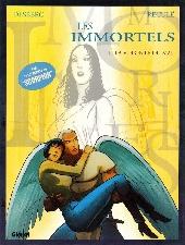 Les immortels (Desberg/Reculé) -2- La volonté du mal