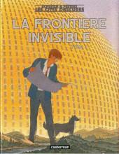 Les cités obscures -8- La frontière invisible - 1