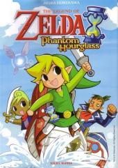 Legend of Zelda (The) -10- Phantom Hourglass