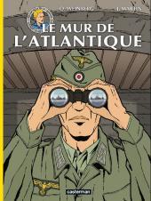 Lefranc (Les voyages de/Les reportages de) -4- Le mur de l'atlantique