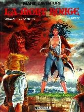 Marie l'Aventure -1- La mort rouge