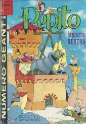 Pepito (3e Série - SAGE) (Numéro Géant) -14- La grosse Bertha
