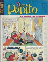 Pepito (3e Série - SAGE) (Numéro Géant) -38- Un drôle de pistolet