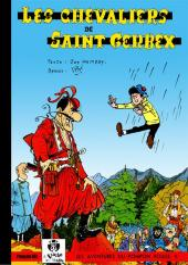 Pompon Rouge (Les Aventures du) -14- Les chevaliers de Saint Gerbex