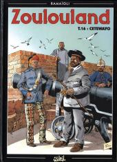 Zoulouland - tome 16, Cetewayo