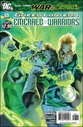 Green Lantern: Emerald warriors (2010) -8- War of the green lanterns part 3
