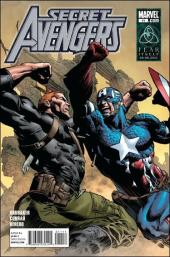Secret Avengers (2010) -11- The trouble with John Steele part 1