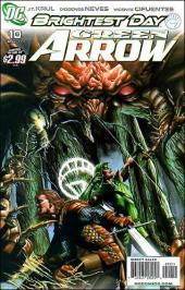 Green Arrow (2010) -10- The valley of the shadow of the death
