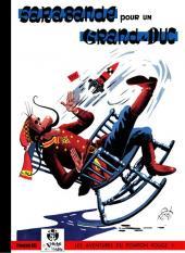 Pompon Rouge (Les Aventures du) -11- Sarabande pour un Grand-Duc