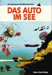 Minimenschen (Die Abenteuer der) -4- Das auto im see