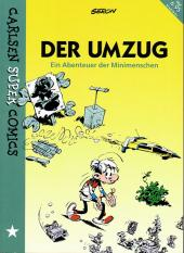 Minimenschen (Die Abenteuer der) -1CSC- Der umzug