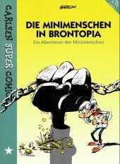 Minimenschen (Die Abenteuer der) -2CSC- Die minimenschen in Brontopia