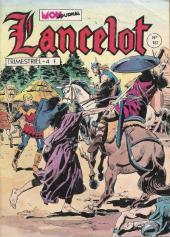 Lancelot (Mon Journal) -127- Les Mystères de Brocéliande
