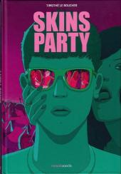 Couverture de Skins Party