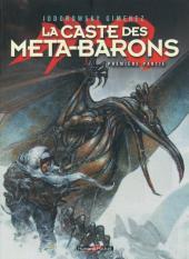 La caste des Méta-Barons -INT01- Première Partie