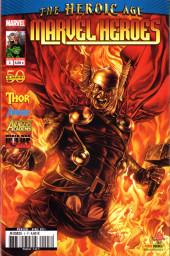 Marvel Heroes (Marvel France - 2011) -3- Chiens de guerre