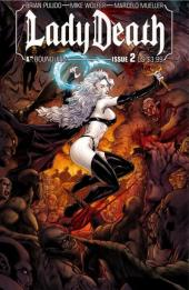 Lady Death (2010) -2- Issue 2