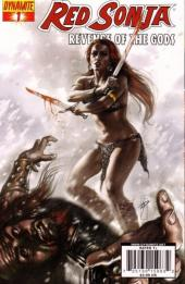 Red Sonja: Revenge of the Gods (2011) -1- Issue #1