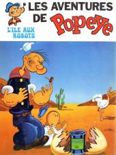 Popeye (MCL) -1- L'île aux robots