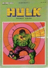 Hulk (4e Série - Arédit - Pocket Color) -Rec02- Album n°2