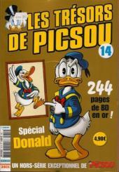 Picsou Magazine Hors-Série -14- Les trésors de Picsou - Spécial Donald