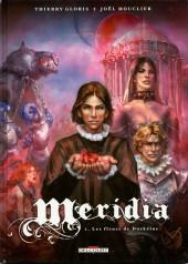 Meridia -1- Les fleurs de Dorkéïne