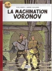 Blake et Mortimer (Les Aventures de) -14Soir- La Machination Voronov