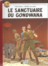 Blake et Mortimer (Les Aventures de) -18Soir- Le sanctuaire du Gondwana