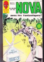 Nova (LUG - Semic) -Rec36- Album N°36 (du n°121 au n°123)