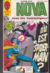 Nova (LUG - Semic) -Rec33- Album N°33 (du n°112 au n°114)