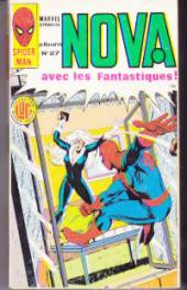 Nova (LUG - Semic) -Rec27- Album N°27 (du n°94 au n°96)