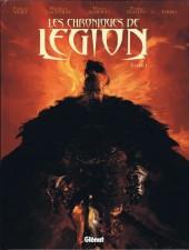 Les chroniques de Légion -1- Livre I