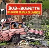 Bob et Bobette (Publicitaire) -PE01- Les Quatre Travaux de Lambique