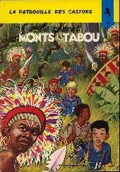 La patrouille des Castors -7b- Le secret des Monts Tabou