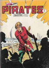 Pirates (Mon Journal) -84- Cap'tain Erik - Pour une poignée de lingots