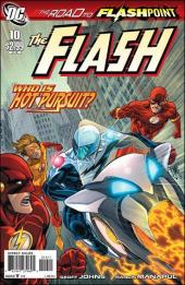 Flash (The) (2010) -10- Case two : the road to flashpoint part 2