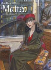 Mattéo -2TL1- Deuxième époque (1917-1918)