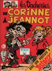 Les vacheries de Corinne à Jeannot -1- J'en ai marre !