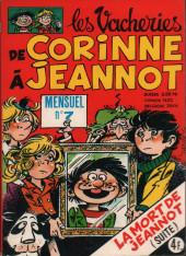 Les vacheries de Corinne à Jeannot -7- La mort de Jeannot (2)