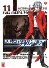 Full Metal Panic! Sigma -11- Tome 11