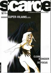 (DOC) Scarce -76- Dossier Super-vilains (2/2) - Cloak & Dagger - DC Focus
