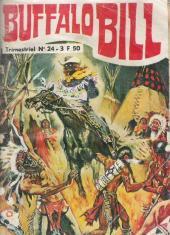 Buffalo Bill (Jeunesse et Vacances) -24- Le fil qui parle