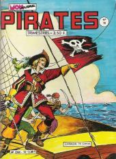 Pirates (Mon Journal) -78- Cap'tain Rik Erik - Embuscade à Bosque Negro