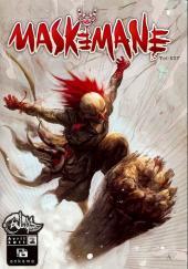 Maskemane -2- Une volée de bois vert