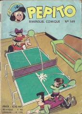 Pepito (1re Série - SAGE) -149- N° 149