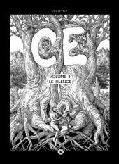 CE -4- Le silence