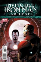 Invincible Iron Man (2008) -503- Fix Me, part 3: Fear Itself