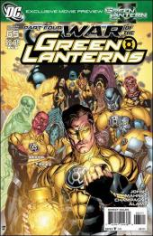 Green Lantern (2005) -65- War of the green lanterns part 4