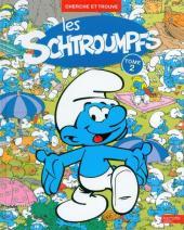 Les schtroumpfs (Jeux) -32- Cherche et trouve les Schtroumpfs - Tome 2